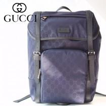 GUCCI-510336-01   古馳新款原版皮雙肩背包