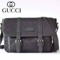 GUCCI-510335   古馳新款原版皮中性mini郵差包