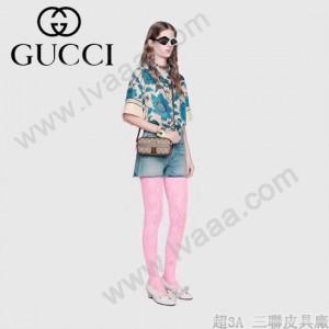 GUCCI-546597   古馳新款原版皮Ophidia系列斜挎小包