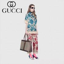 GUCCI-547947-01   古馳新款原版皮購物袋
