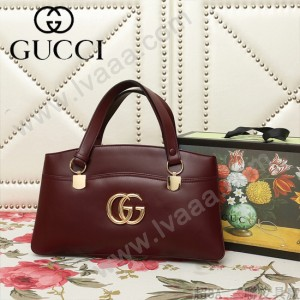 GUCCI-550130-03   古馳新款原版皮手袋