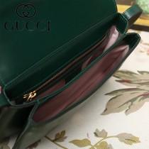 GUCCI-550129-02   古馳新款原版皮斜背包