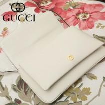 GUCCI-550129-03   古馳新款原版皮斜背包