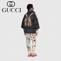 GUCCI-547965   古馳新款原版皮Ophidia系列經典背包