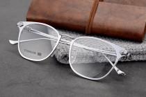 爆款克羅家眼鏡純鈦超輕框架SLOVES  時尚復古高檔鈦架眼鏡框 可配近視度數