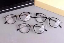 萬寶龍最新款MB8235光學膠圈配金脾超輕男女款復古近視眼鏡框眼鏡架平光鏡50