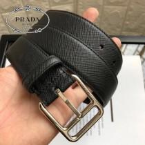prada普拉達:原單頭層牛皮細十字紋面-004