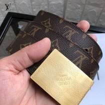 lv 此款腰帶采用雙面設計-003