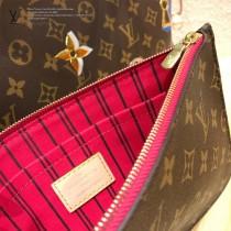M44364情人節限定版最新徽章系列 購物袋32cm