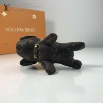LV 限量鑰匙扣法鬥犬掛件鑰匙扣擺件 小狗可當做汽車擺件掛墜掛件鑰匙扣