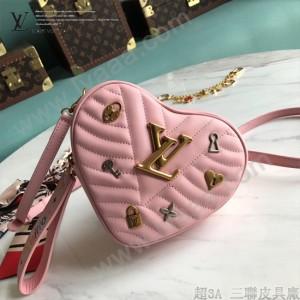 M52794-03  原版皮 愛心NEW WAVE HEART 手袋