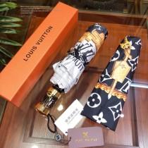 Louis Vuitton雨傘-12 專櫃夏季新款 全自動折疊晴雨傘