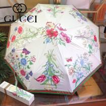 GUCCI雨傘-08 GUCCI 專櫃夏季新款全自動折疊晴雨傘