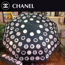 CHANEL雨傘-12 全自動UV晴雨傘