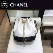 CHANEL 原版皮-02 新款春夏水桶包