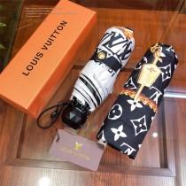 Louis Vuitton雨傘-13 全自動折疊五折口袋傘