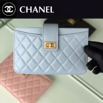 CHANEL 原版皮  新款零錢卡包-02