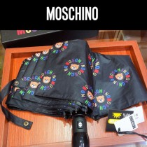 Moschino雨傘-02 Moschino 莫斯奇诺  新款自動雨傘