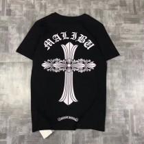 背後大藤蔓十字架情侶款短袖T恤