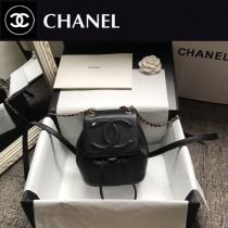 CHANEL 原版皮   最新款大雙C背包