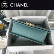 CHANEL-08 原版皮  67086大V格 leboy細球紋原單系列 斜背包
