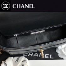CHANEL 原版皮-01 早春新款口蓋包 彩用意大利牛皮