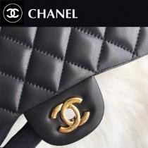 CHANEL 原版皮-16 經典Cf 1116羊皮 小方胖子法國原廠進口小羊皮