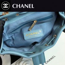 CHANEL 原版皮春夏Backpack系列  意大利 Gaiera原廠羊皮