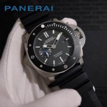 沛納海LUMINOR 1950系列316L精鋼白殼 型號PAM001389高硬度礦物質玻璃