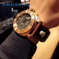 沛納海  PANERAI  爆款瑞士機芯手表  Pam382 克羅心 機芯 背透