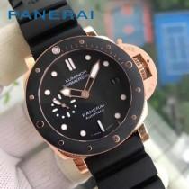 沛納海   XF Pam684 霍建華代言  殼身和原裝壹樣薄 玫瑰金材質