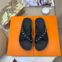 華倫天奴   拖鞋  專櫃限定系列,休閑時裝拖鞋