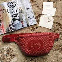 536416-2新款 Gucci Dapper Dan特別聯名系列 胸包 腰包