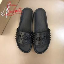 CL夏季男士潮男拖鞋 純進口牛皮頂級貨