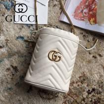 575163-1 原版皮 GG Marmont 系列水桶包