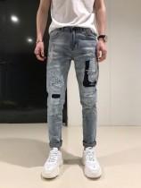 PXp 2019ss春夏新款原單爆款牛仔褲 超級定制款 原版五金 超級重工