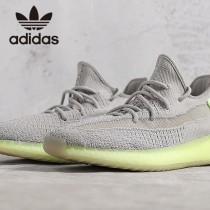原單椰子鞋  巴斯夫真爆Adidas Yeezy 350 Boost V2 定制版