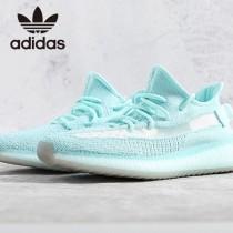 原單椰子鞋  果綠色 巴斯夫真爆Adidas Yeezy 350 Boost V2 定制版