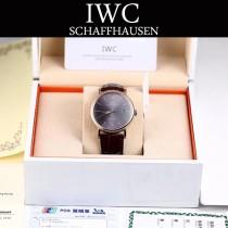 IWC-084-5  IWC萬國 柏濤菲諾系列 全新原裝日本進口西鐵城8215自動機械機芯