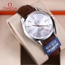 OMEGA-182 鷗米茄海馬系列Aqua Terra 150米腕表