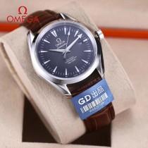 OMEGA-182-4 鷗米茄海馬系列Aqua Terra 150米腕表