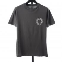 Chrome Hearts克羅心胸口logo短袖T恤