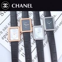 CHANEL-0108 香奈兒 CHANELBOY FRIEND系列 兩針半腕表