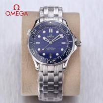 鷗米茄 OMEGA 原單全新海馬300米潛水表-02