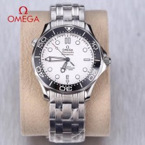 鷗米茄 OMEGA 原單全新海馬300米潛水表-04
