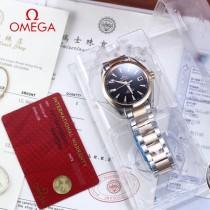 鷗米茄8500機芯海馬系列Aqua Terra 150米腕表-05
