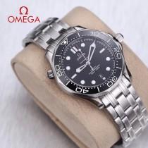 鷗米茄 OMEGA 原單全新海馬300米潛水表-01