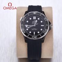 鷗米茄 OMEGA 原單全新海馬300米潛水表-05