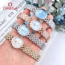 OMEGA-186 鷗米茄 OMEGA典雅系列女士腕表