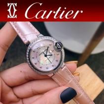 CARTIER-315  卡地亞 CARTIER 藍氣球系列(經典永恒)魚泡藍寶石鏡面